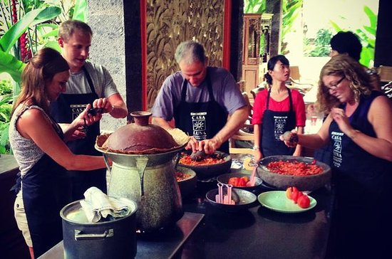Alam Cooking Class - Bali Cooking Academy Package