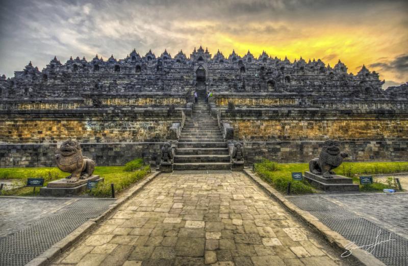 Jogjakarta Borobudur Tour Package
