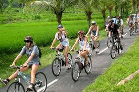 Bali Cycling And Cooking Class