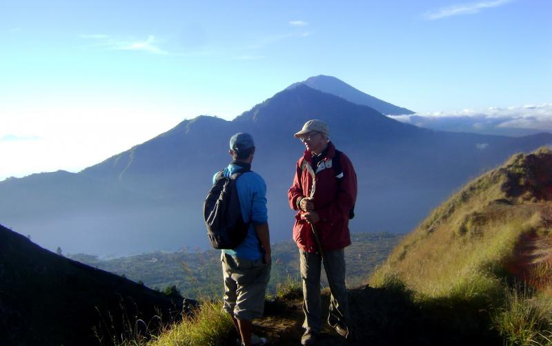 Bali Mount Batur Real Trekking Tour