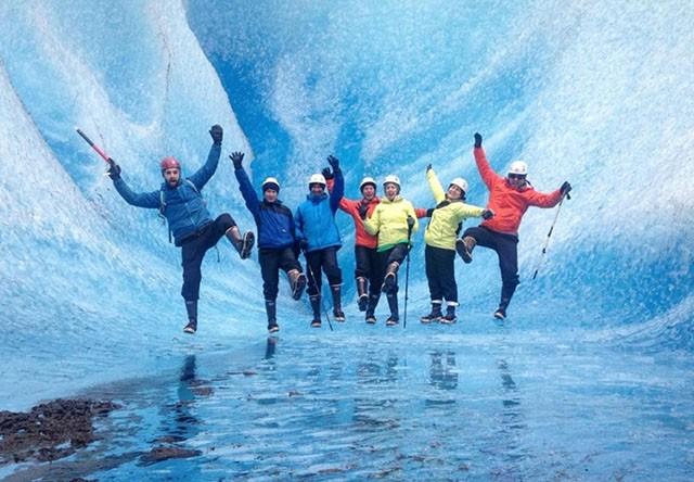 Juneau Mendenhall Glacier Ice Adventure Tour Package