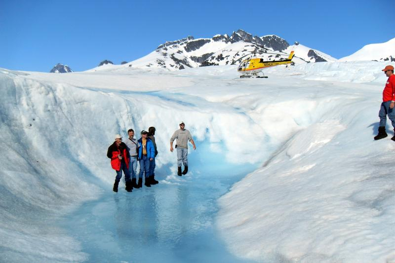 Juneau Icefield Helicopter Tour Package
