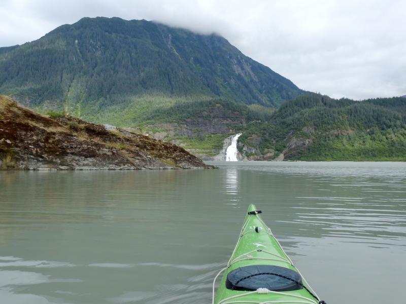 Juneau Kayaking & Mendenhall Glacier Viewing Package