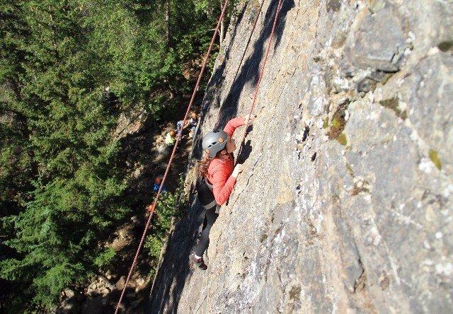 Skagway Rock Climbing, Rappelling And Ziplining Adventure Package