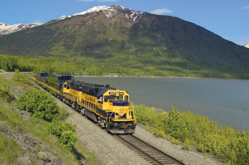 Anchorage 6-night Alaska's National Parks By Rail Tour Package