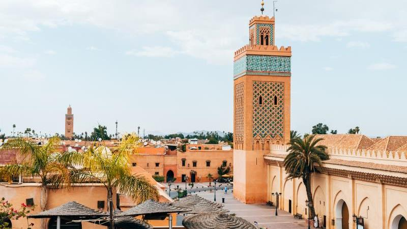 Two Day Best Of Marrakech From Casablanca