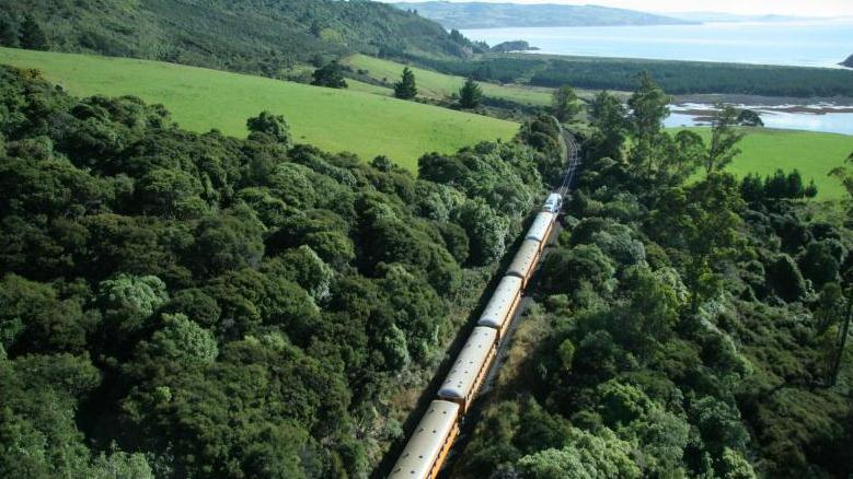 Taieri Gorge Train And Dunedin Highlights Tour