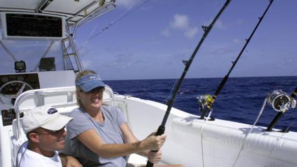 Deep Sea Fishing In Antigua