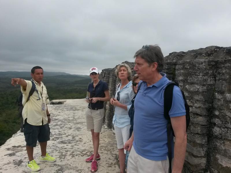 Private Combo Tour - Cave Tubing & Altun Ha Mayan Ruins
