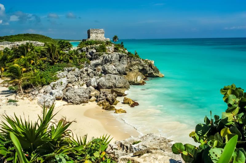 Jungle Expedition: Tulum, Tankah, Zipline & Cenotes Tour