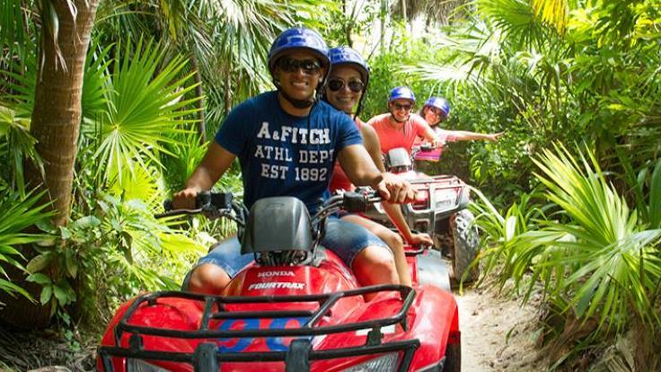 Atv Jungle Adventure Tour