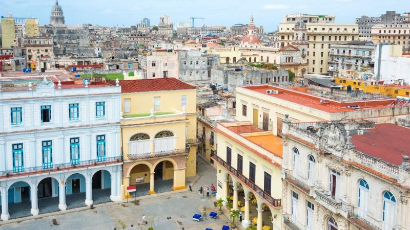 All Inclusive Overnight In Havana From Cienfuegos