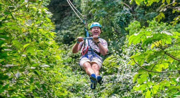 Our Best Adventure Combo - Sky Explorer, Bobsled, And Zipline Tour