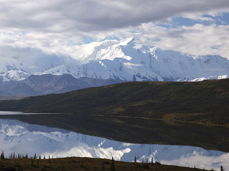 Alaska Interior Express Cruisetour Package