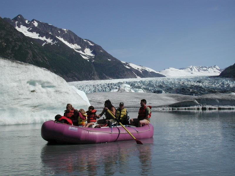Seward To Anchorage Bus Tour Transfer With Wildlife Park Package