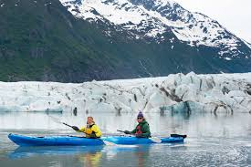 Spencer Glacier Float & Grandview Package