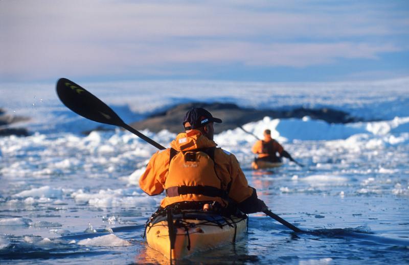 Sea Kayak Day Tours Package