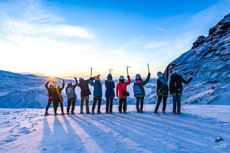 Glacier Hikes Package