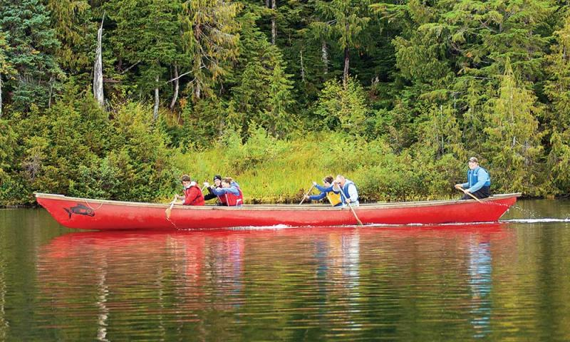 Rainforest Canoe Adventure & Nature Trail Package