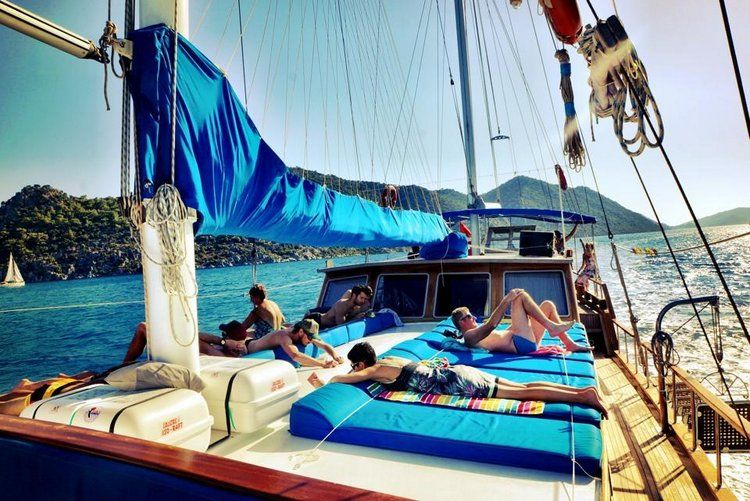 Yoga Cruise Turkey Blue Cruises Turkey Package