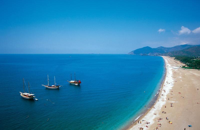 Olympos To Fethiye To Olympos Blue Cruises Turkey Package