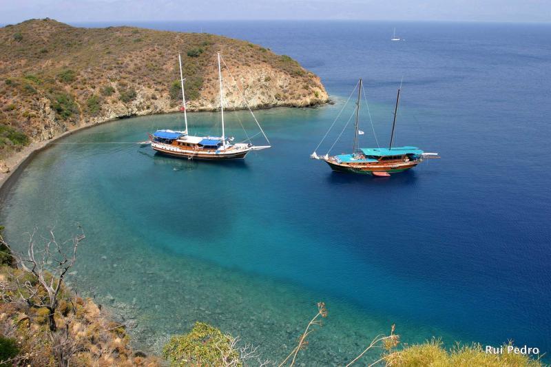 Bodrum - Gokova - Bodrum A/c Blue Cruises Turkey Package