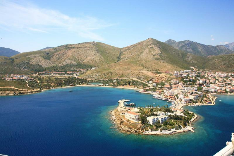 Bodrum - North Greek Islands Blue Cruises Turkey Package