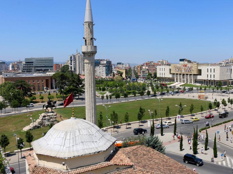 Tirana City Tour Package