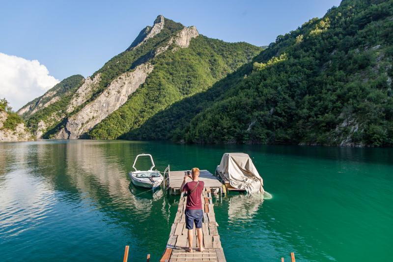 Lake Komani Package