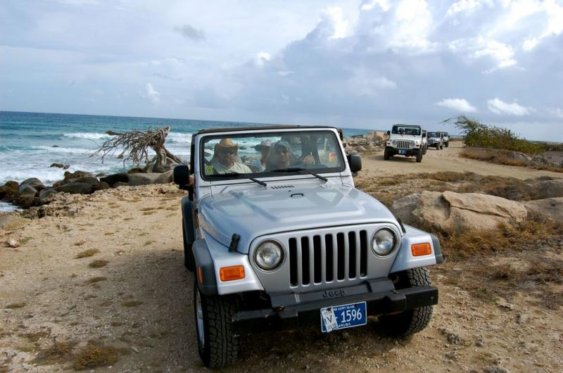 Jeep Safari - 1 Day Package