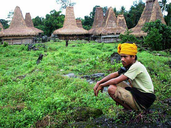 5 Days Sumba Village Tour Package