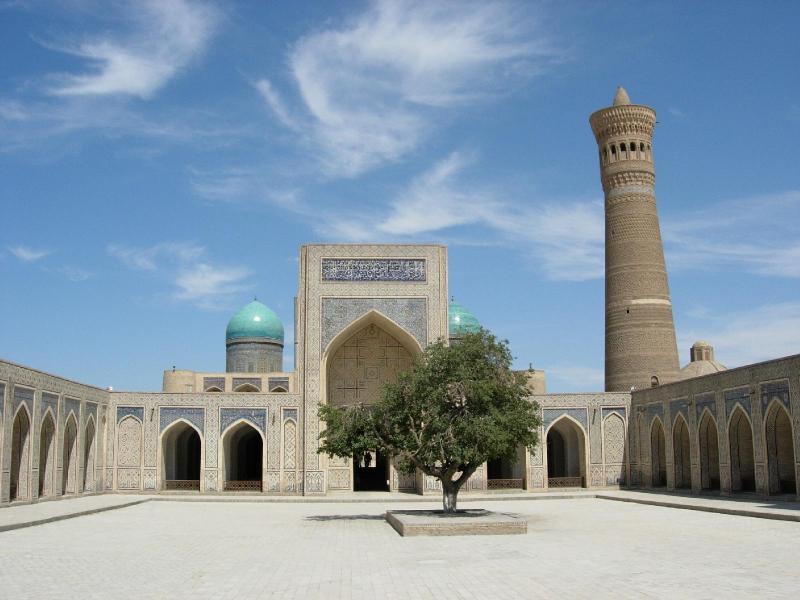 Uzbeckistan Tashkant- Bukhara-Smarkand Package