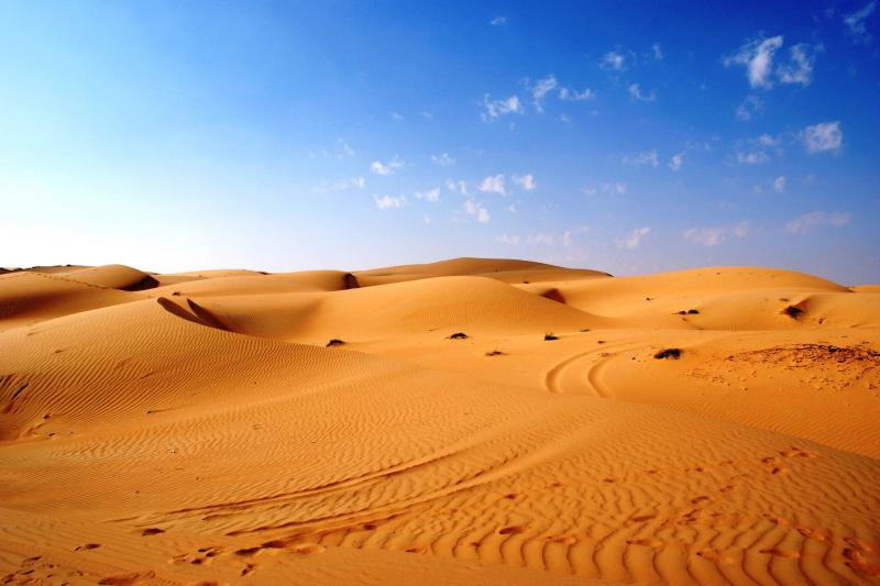 Wahiba Sands & Wadi Bani Khalid Package