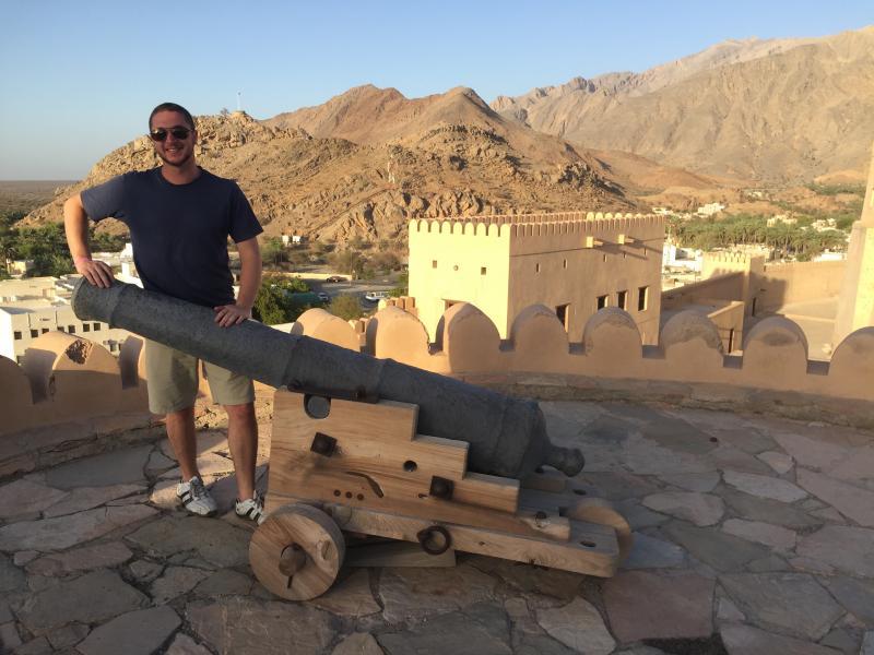 Jabal Akhdar (8 Hrs) Package