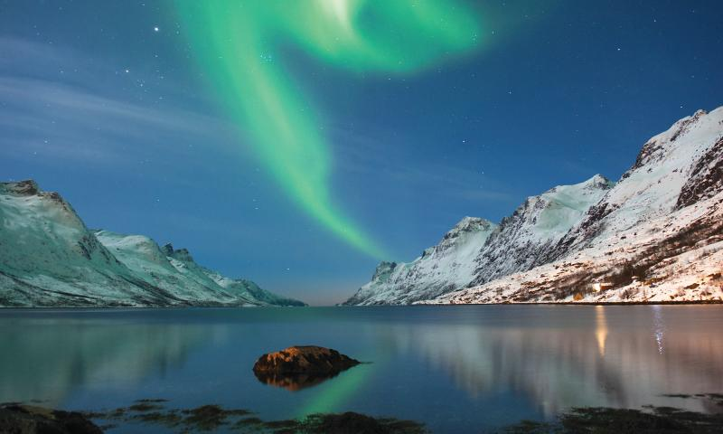The Land Of The Northern Lights Package