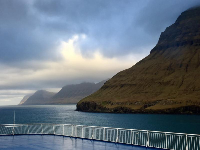 Sailing Around The Faroe Islands Package