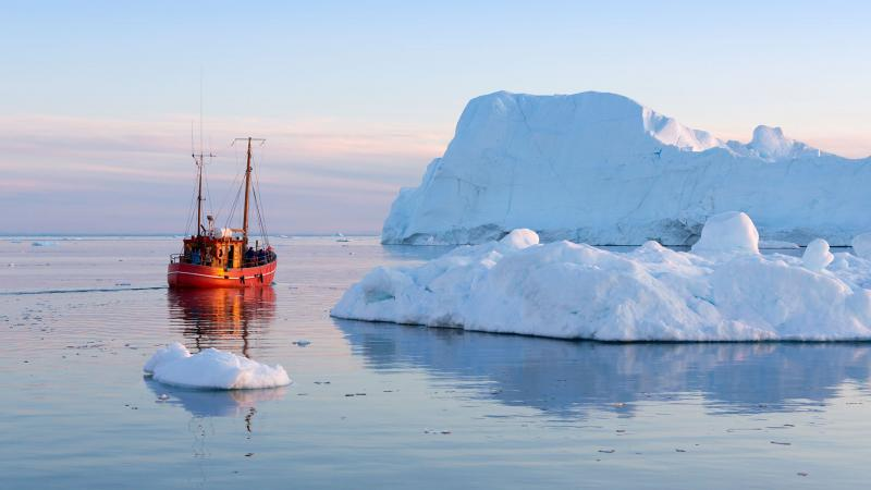 Ilulissat Greenland Express Package