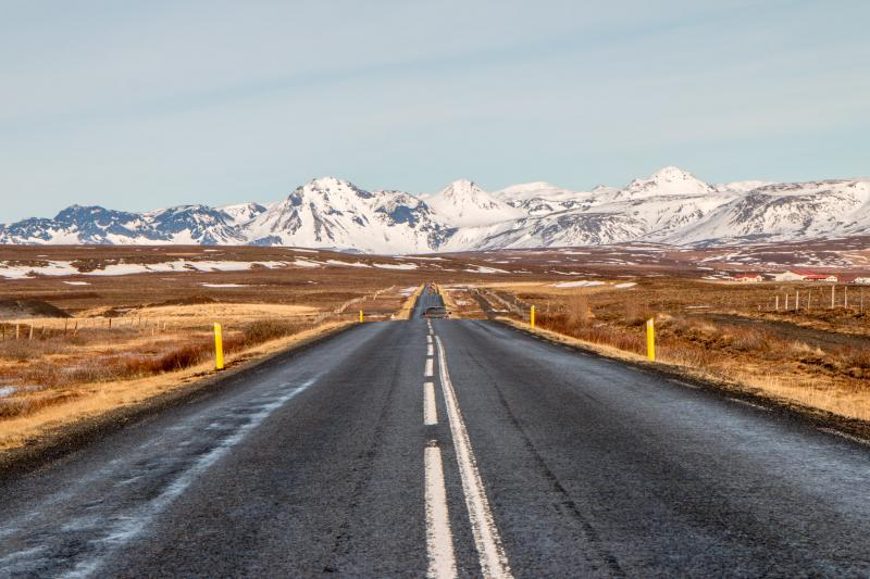 Journey Around Iceland Package