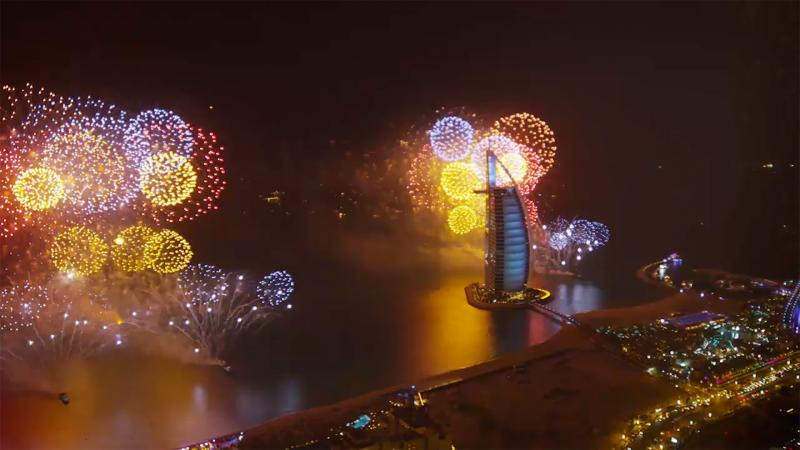 New Year Celebrations In Style Package