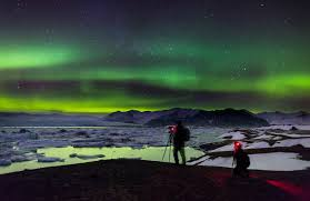 Northern Lights At Jökulsarlón Glacier Lagoon Package