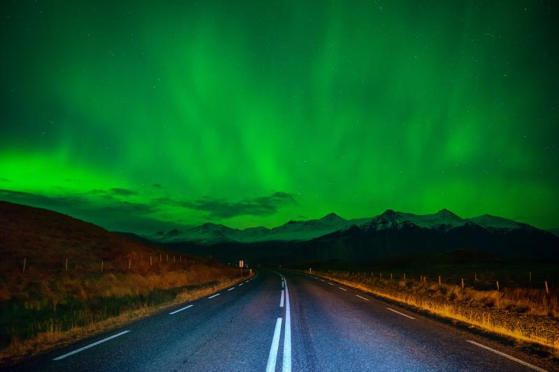 Northern Lights - Best Of North And South Iceland Package