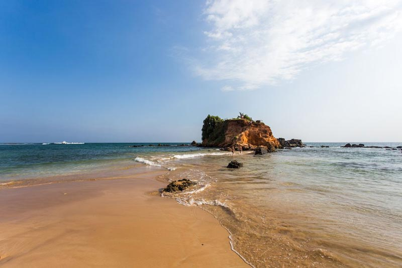 Sri Lanka Ocean Coasts Tour