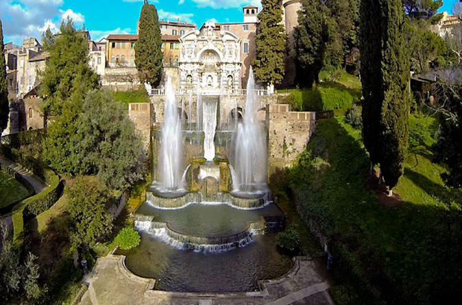 Private Excursion Of Tivoli Package