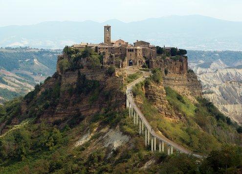 Tour Of Orvieto And Civita Di Bagnoregio Package Tour