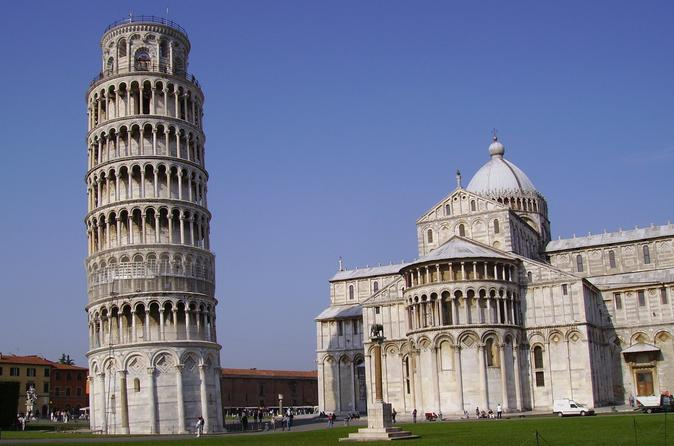 Private Tour Of Lucca & Pisa Package