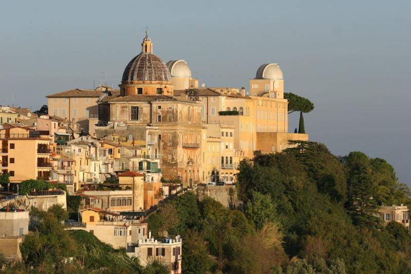 Castel Gandolfo Tour Package