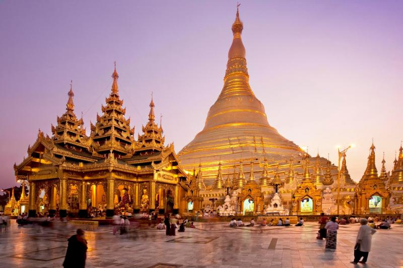 Day Fascination Myanmar Tour Package