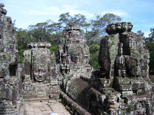Angkor In Touch Tour  Package
