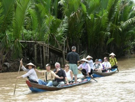 Day Trip Mekong Delta  Package