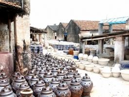 H/d Tour Of Bat Trang Pottery Village Package